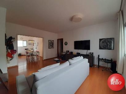 SALA/SALA DE JANTAR - Apartamento 3 Dormitórios