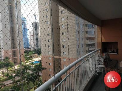 TERRAÇO GOURMET ENVIDRAÇADO - Apartamento 3 Dormitórios