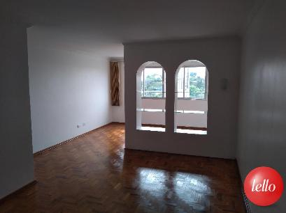 SALA 2 AMBIENTES - FOTO 15 - Apartamento 2 Dormitórios
