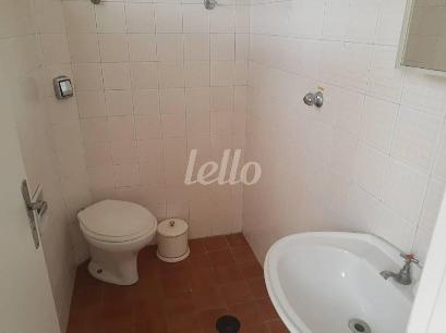 BANHEIRO DE EMPREGADA - Casa 3 Dormitórios
