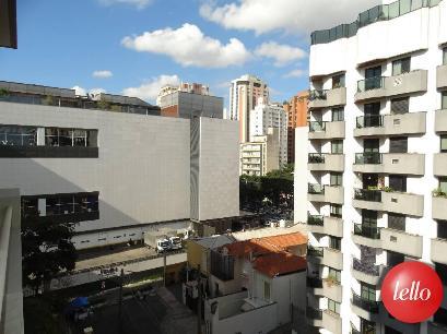 VISTA DA VARANDA - Apartamento 1 Dormitório