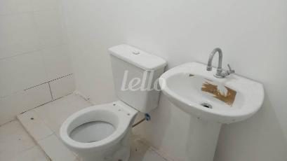 BANHEIRO - Casa 1 Dormitório