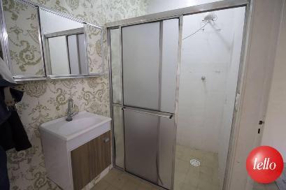 BANHEIRO SOCIAL TÉRREO - Casa 2 Dormitórios