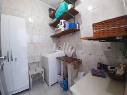 AREA SERVIÇO - Casa 1 Dormitório