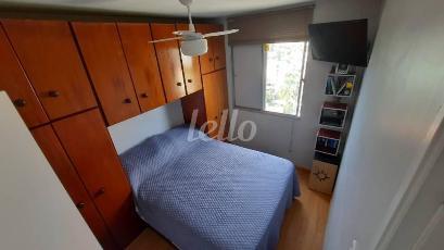 DORMITÓRIO CASAL - Apartamento 2 Dormitórios