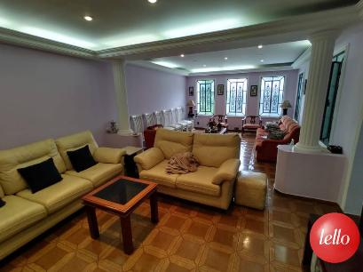 SALA DE ESTAR 02 - Casa 3 Dormitórios