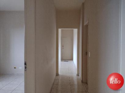 CORREDOR DISTRIBUIÇÃO DOS DORMITÓRIOS - FOTO 6 - Apartamento 2 Dormitórios