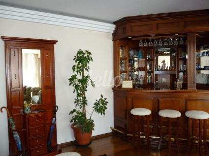 BAR E HALL DE ENTRADA - Apartamento 3 Dormitórios