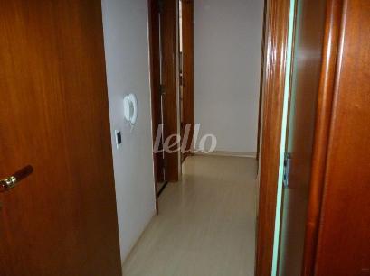 CORREDOR ENTRE QUARTOS - Apartamento 3 Dormitórios