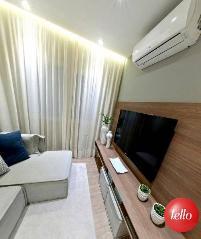 DECORADO SALA - Apartamento 2 Dormitórios