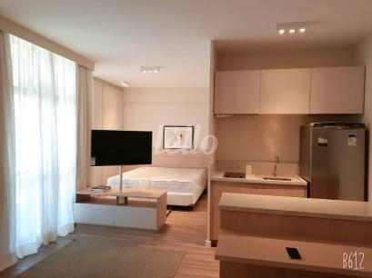 SALA\DORMITÓRIO - Apartamento 2 Dormitórios