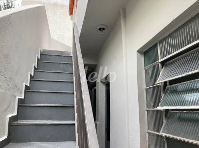 ESCADA EXTERNA - Casa 2 Dormitórios
