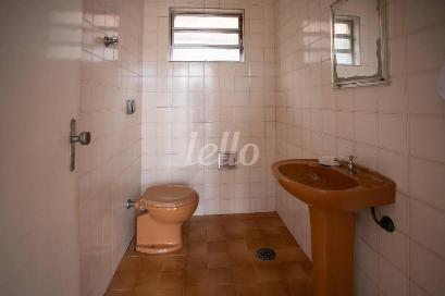 EDÍCULA BANHEIRO - Casa 4 Dormitórios