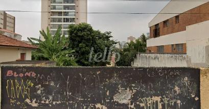 FRENTE DO TERRENO - Área / Terreno