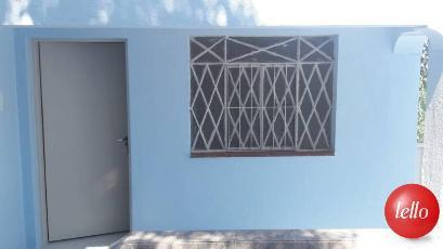 FACHADA INTERNA - Casa 2 Dormitórios