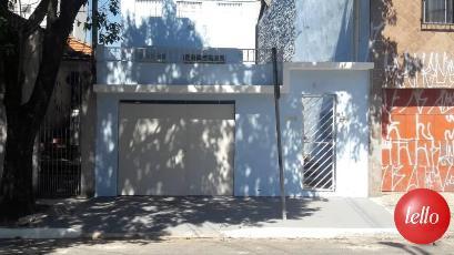 FACHADA  EXTERNA - Casa 2 Dormitórios