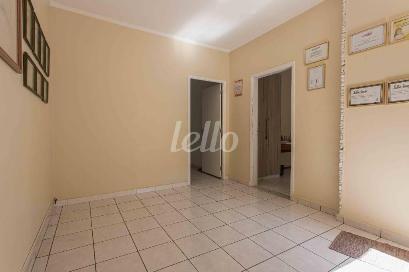 RECEPÇÃO - CONSULTÓRIO - Casa 3 Dormitórios