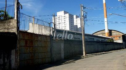 FACHADA - Galpão/Armazém