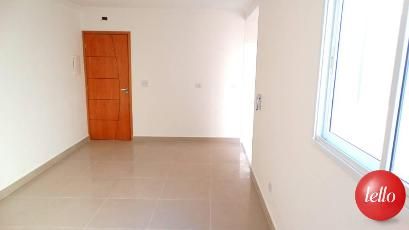 SALA AMPLA - Apartamento 2 Dormitórios
