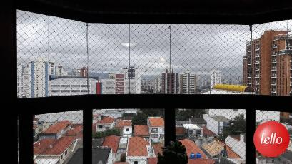 VARANDA SALA - Apartamento 4 Dormitórios