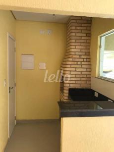 CHURRASQUEIRA - Casa 2 Dormitórios