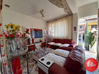 SALA CASA 1 - Casa 6 Dormitórios