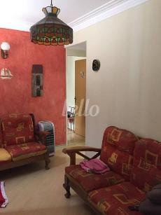 SALA ENTRADA - Apartamento 2 Dormitórios
