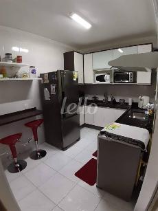 PISO COZINHA - Casa 2 Dormitórios