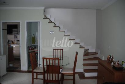 SALA JANTAR - Casa 2 Dormitórios