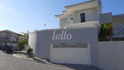 FACHADA LATERAL - Casa 3 Dormitórios
