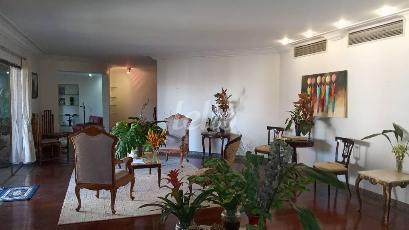 SALA 2 AMBIENTES - Apartamento 4 Dormitórios