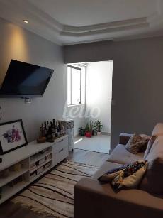 SALA ESTAR - Apartamento 2 Dormitórios