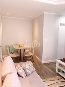 SALA JANTAR E ESTAR - Apartamento 2 Dormitórios
