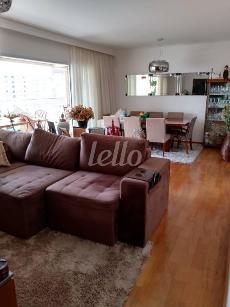 SALA 1 - Apartamento 4 Dormitórios