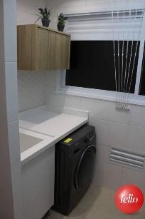 ÁREA DE SERVIÇO - Apartamento 2 Dormitórios