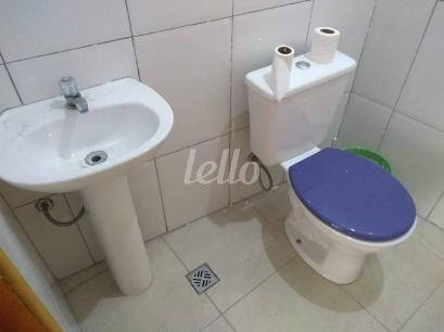 BANHEIRO - Prédio Comercial