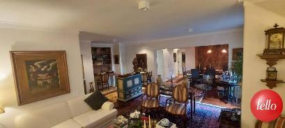 SALA DE TV - Apartamento 2 Dormitórios