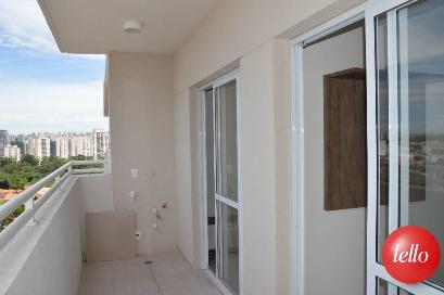 SACADA - Apartamento 1 Dormitório