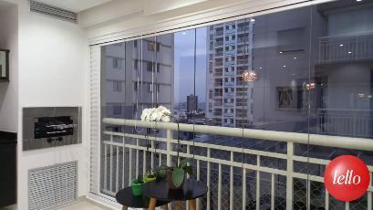 VARANDA GOURMET 1 - Apartamento 2 Dormitórios