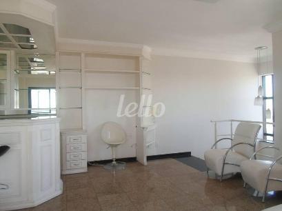 SALA NO PISO SUPERIOR - Apartamento 4 Dormitórios