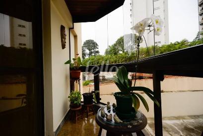 VARANDA SALA DOIS AMBIENTES - Apartamento 3 Dormitórios