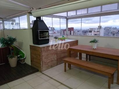 ESPAÇO GOURMET - Apartamento 2 Dormitórios