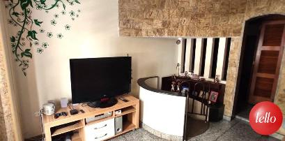 SALA - TV - Casa 2 Dormitórios