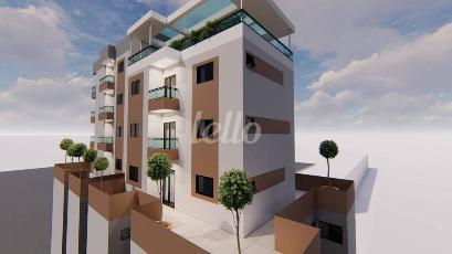 FACHADA  - Apartamento 1 Dormitório
