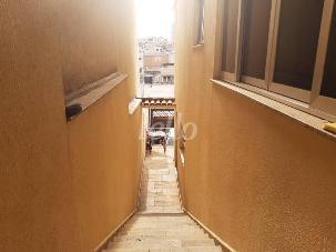 FACHADA LATERAL - Casa 4 Dormitórios