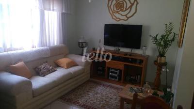 SALA DE ESTAR - Casa 3 Dormitórios