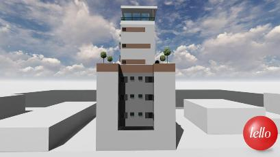 FACHADA - FUNDOS  - Apartamento 2 Dormitórios
