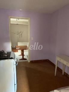 SALA COM COZINHA - Casa 3 Dormitórios