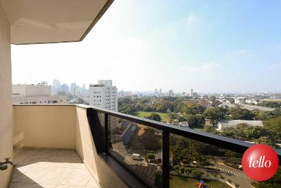 VARANDA SALA DOIS AMBIENTES - Apartamento 4 Dormitórios