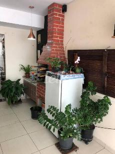 AREA DA CHURRASQUEIRA - Casa 4 Dormitórios